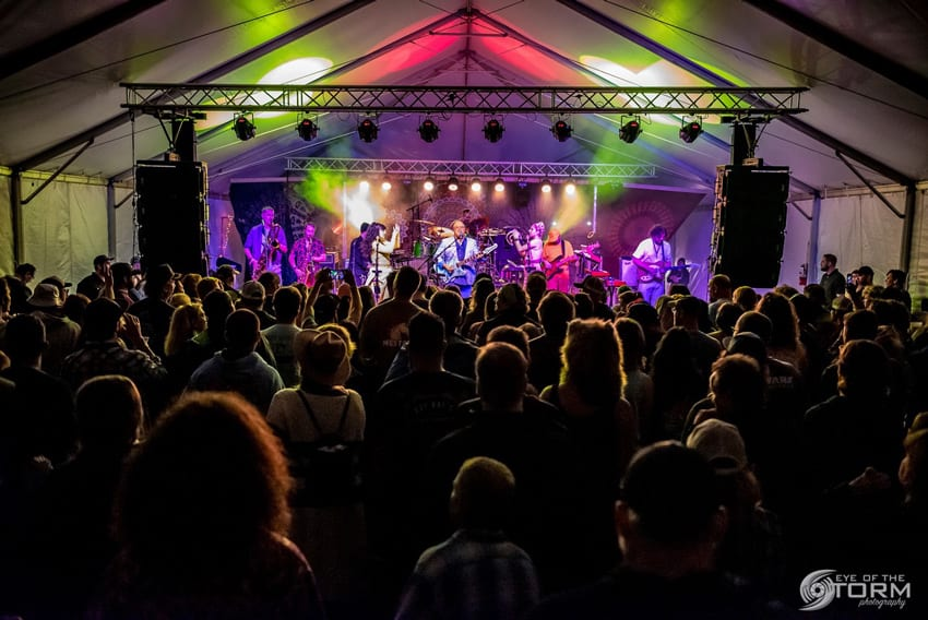 Mustang Spring Jam music festival
