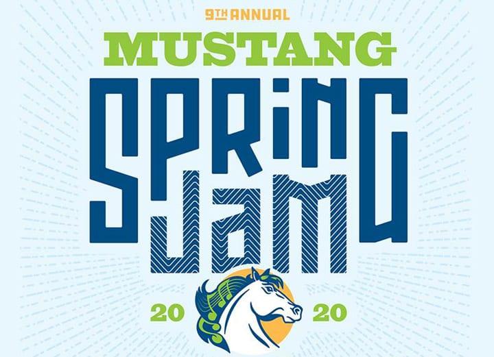 Mustang Spring Jam 9 music festival